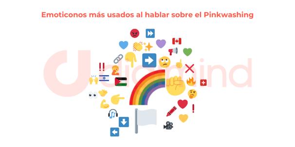 Emoticonos pinkwashing