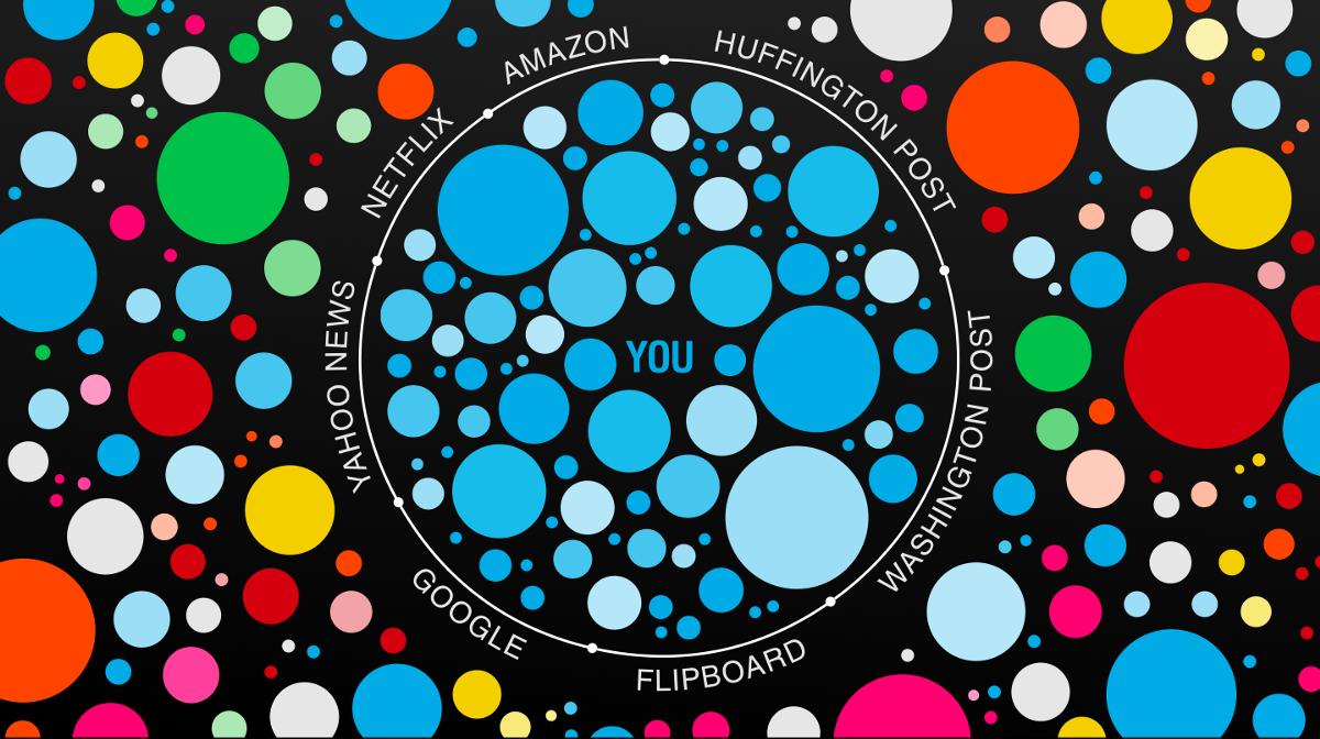 Les bulles de filtrage