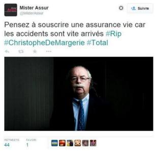 Mister Assur tweet