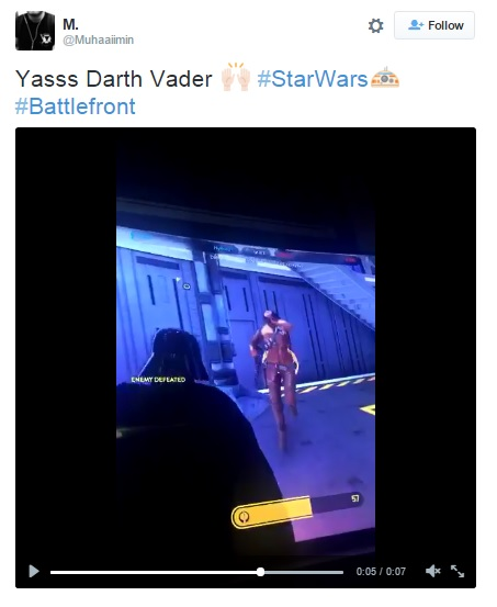 Star Wars: #TheForceAwakens on Social Media [Singapore Edition]