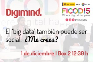 Digimind participa en el FICOD 2015-invitación.
