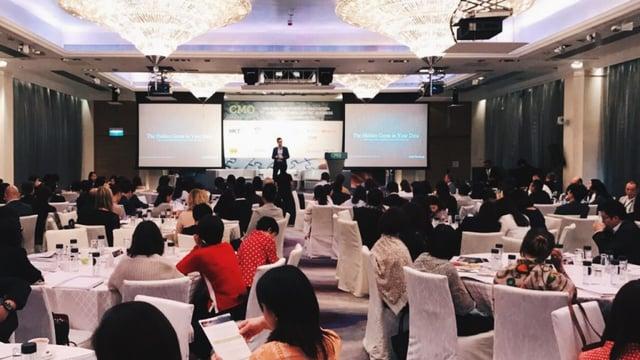 CMO Innovation Summit Hong Kong 2017