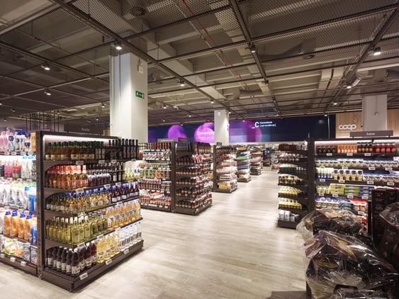 Imagen de una tienda retail