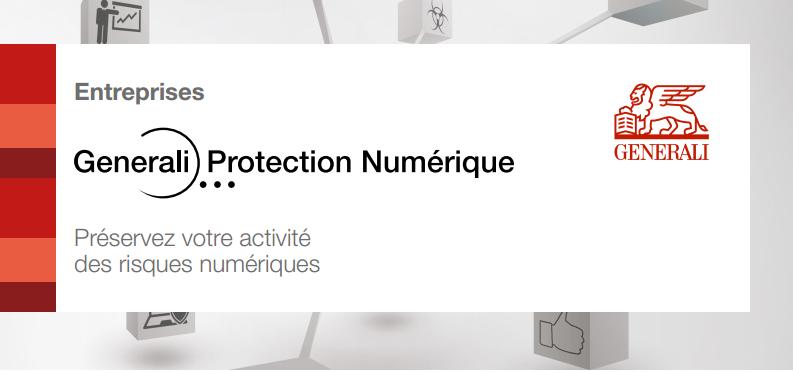 """Assurance """"Generali Protection Numérique"""""""