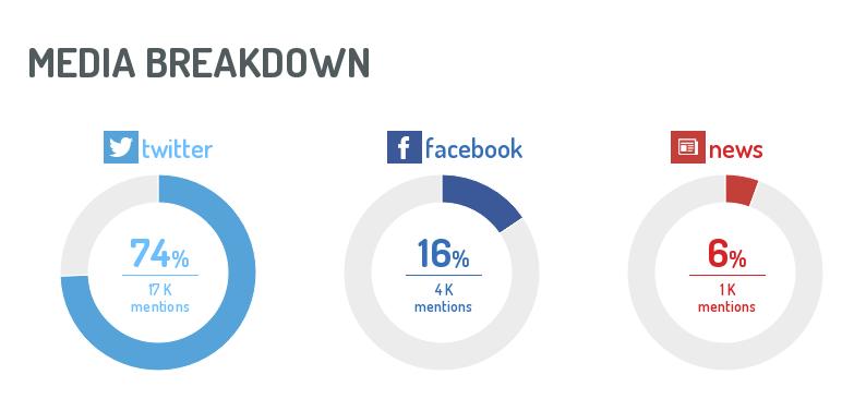 social media report: canali e piattaforme di riferimento