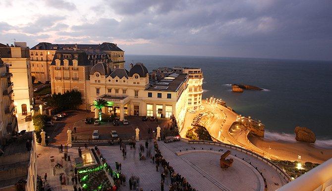 belle vue biarritz