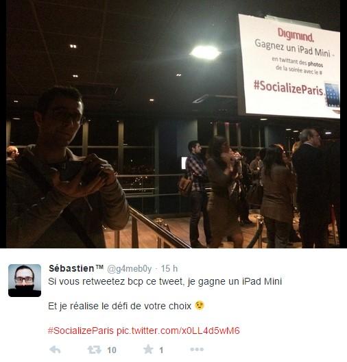 tweet Socialize