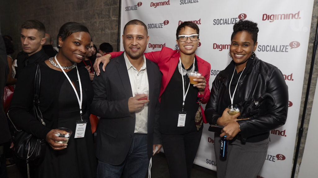 Evento Digimind socialize Nueva York