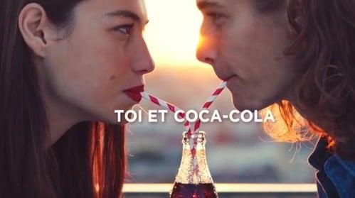 """La campagne Coca Cola 2016 """"Savoure l'instant"""""""