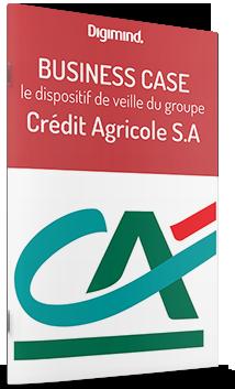 Cas client : le dispositif de veille du groupe Crédit Agricole S.A