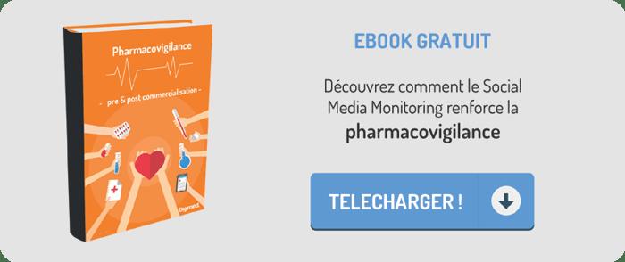 Téléchargez le livre blanc Pharmacovigilance et medias sociaux