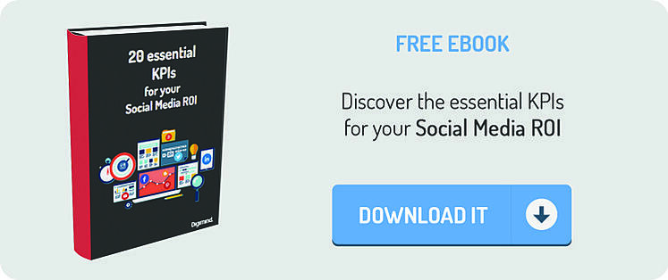 CTA EBook 20 Essential KPIs for your Social Media ROI