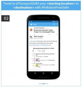 Ejemplo de Twitter CRM