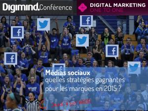 Media sociaux conference