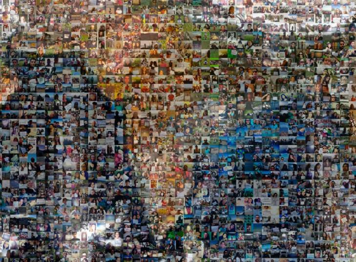 campagne Selfie de la Nasa du Earth Day