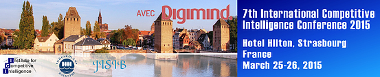 Conferencia International Competitive en Strasbourg 2015