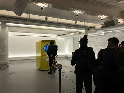 Pop-up store Snapchat Spectacles