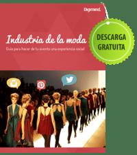 Industria de la Moda social media