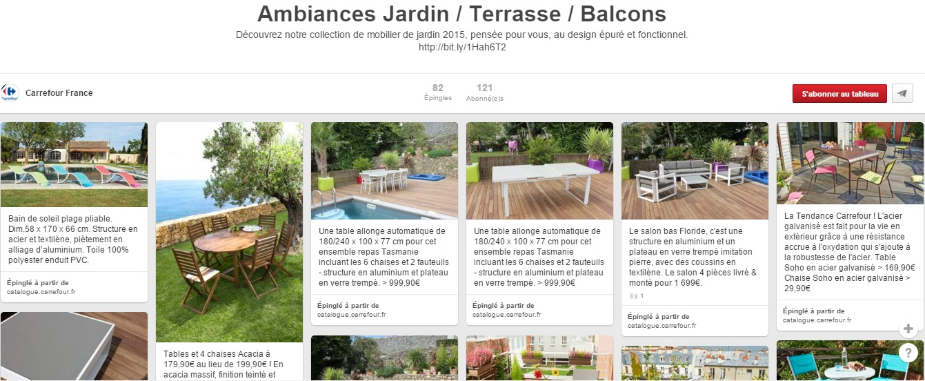 jardin terassesur Pinterest