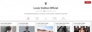 LV sitio oficial de instagram