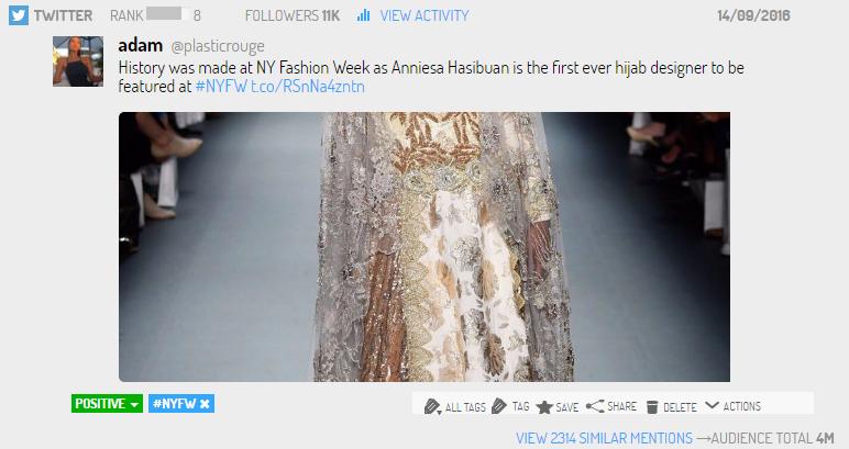tweet about nyfw