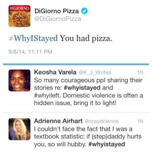 Tuit de pizza humor fail