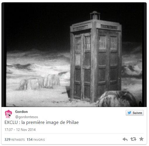 Avis aux fans de la série Doctor Who post