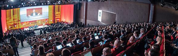 Conference 2014 social media listening