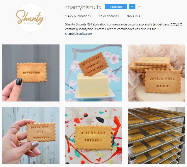 Instagram Shantybiscuits