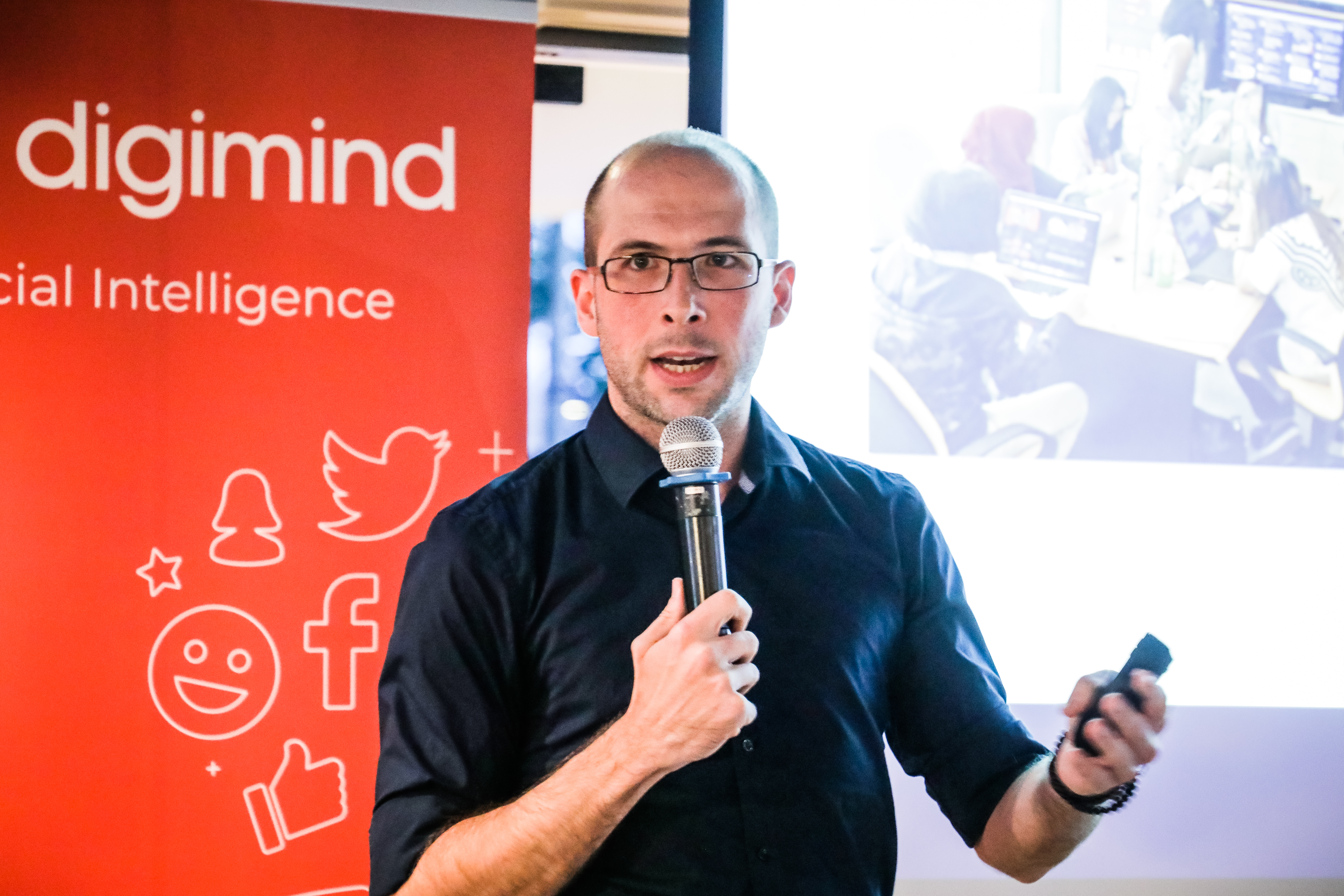 Socialize Singapore Guest Speaker Marco Sparmberg