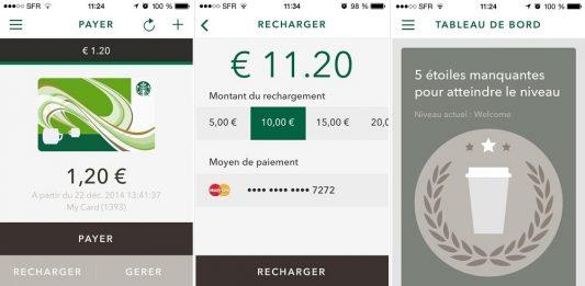 multichannel strategy: starbucks mobile app