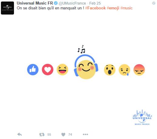 Universal music Fr
