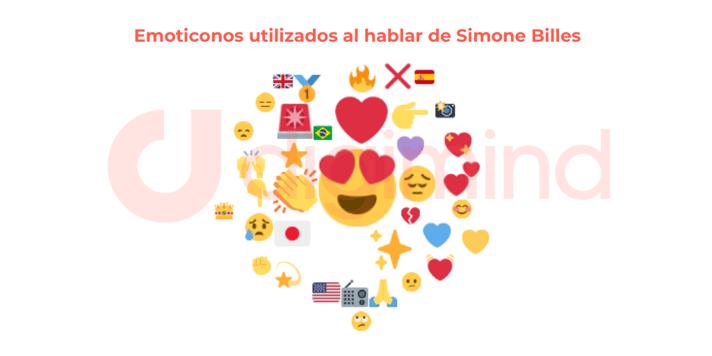 Simone billes emoticonos