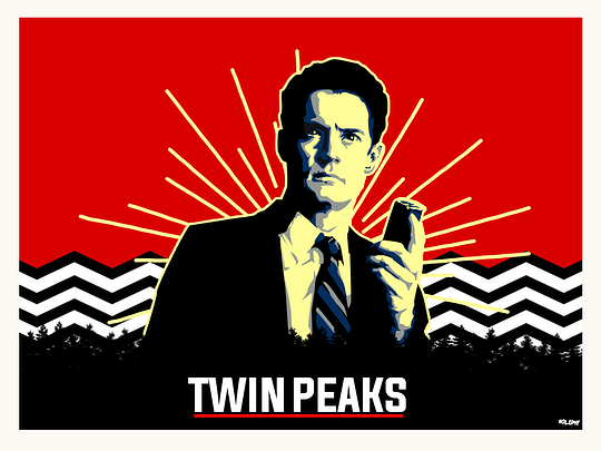 Twin Peaks Television Series as Shown on Digimind Blog