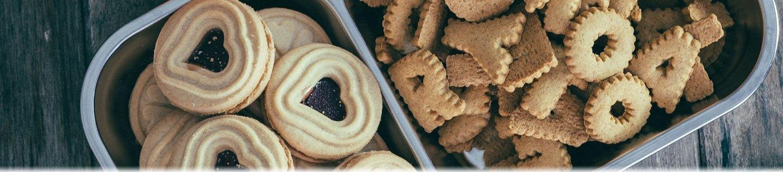 Cas des biscuits