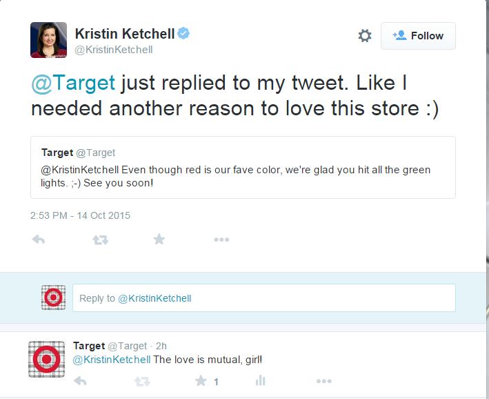 Target Engagement Tweet