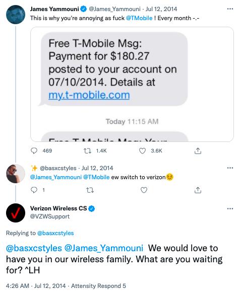 Blog - Negative customer experience on Twitter