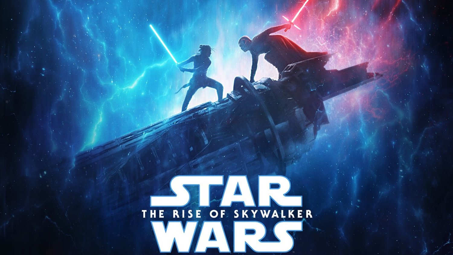 Star Wars: The Rise of Skywalker Movie Poster in Digimind Blog